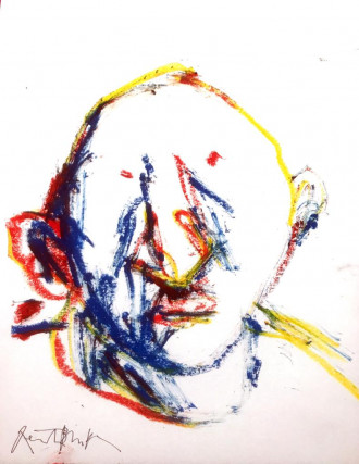 Image of Sir Quentin Blake's Rainbow Senneliers #3