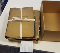 City of London Archive bundle of Chiswick Documents
