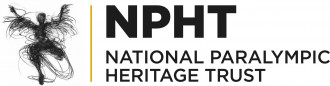 National Paralympic Heritage Trust logo